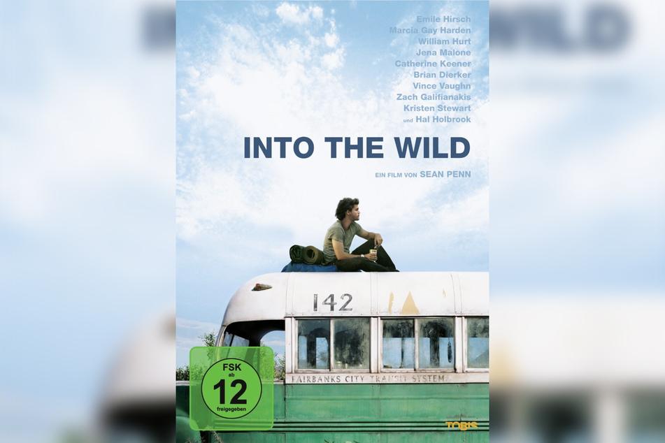 """Das Cover der DVD von """"Into The Wild""""."""