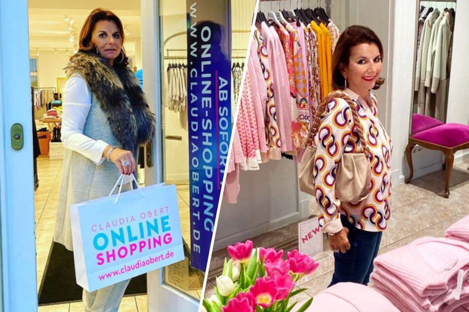 Claudia Obert: Claudia Obert in den Miesen: So geht es mit ihren Läden weiter!