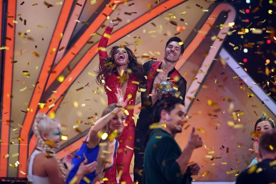"""""""Let's Dance"""": Dieses Paar gewann die Profi-Challenge"""