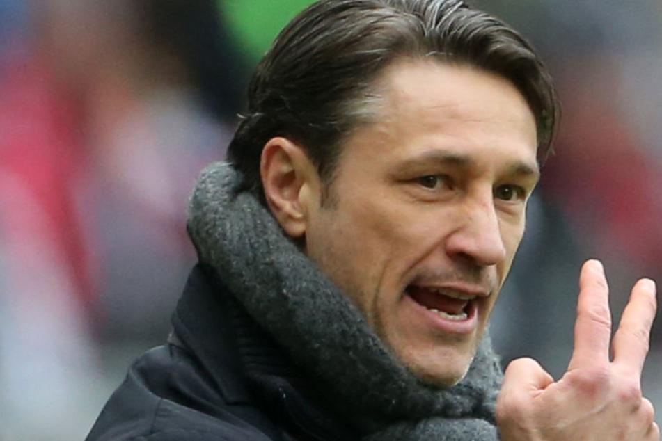 Niko Kovac fordert von seiner Mannschaft ein anderes Auftreten als in Stuttgart.