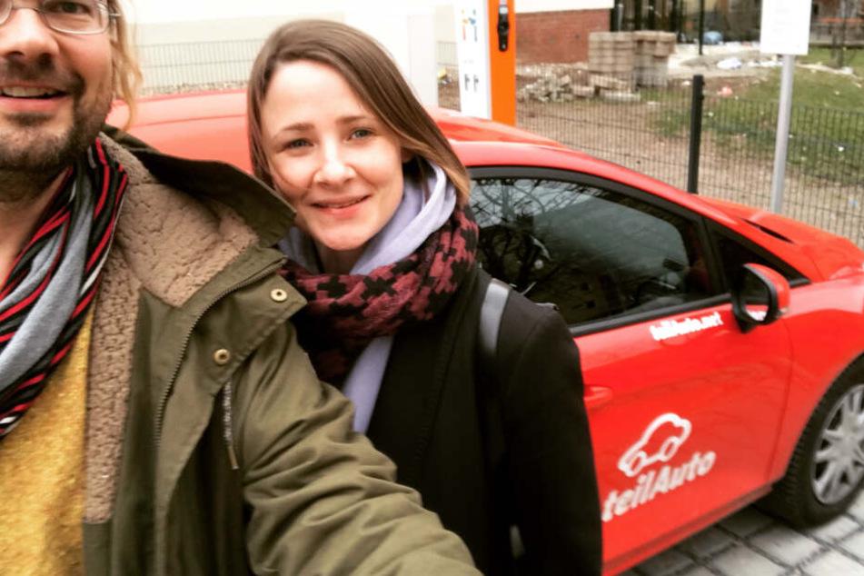 Carsharing beliebt wie nie: Immer mehr Chemnitzer leihen sich Autos aus