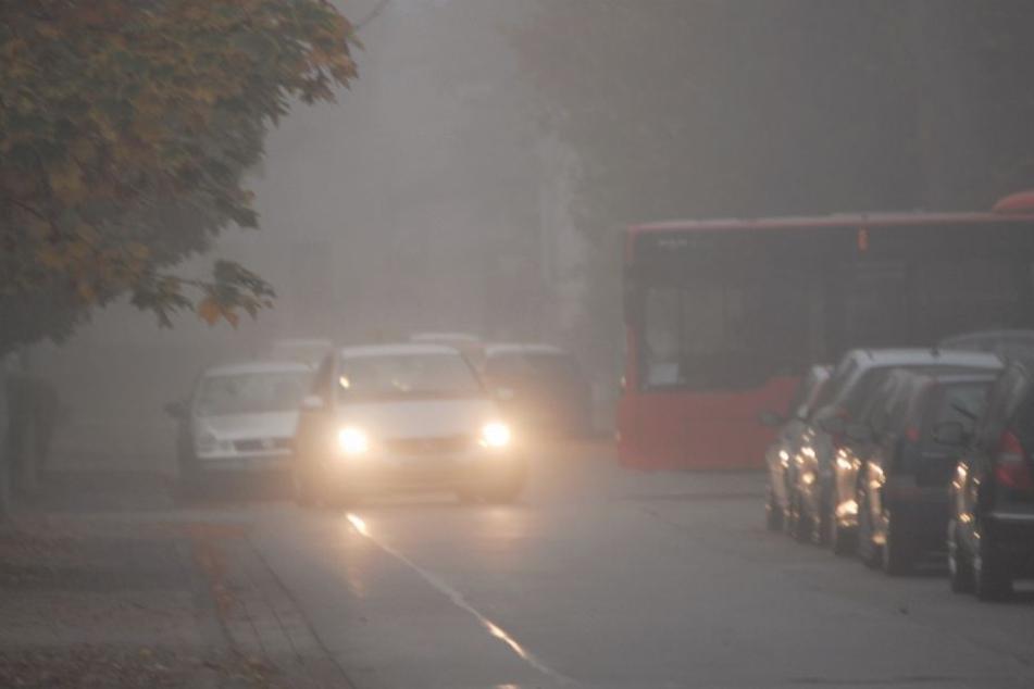 Für Autofahrer sollte im Herbst das Abblendlicht Pflicht sein.