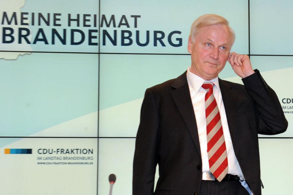 Der Bundesvorsitzende der Union der Opferverbände Kommunistischer  Gewaltherrschaft, Dieter Dombrowski (65), kritisiert die Lenin-Pläne.