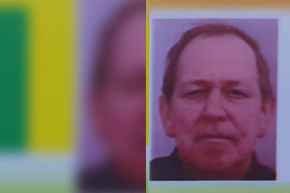 Mit dem Foto von seiner Gesundheitskarte suchte die Polizei nach Meinolf W.