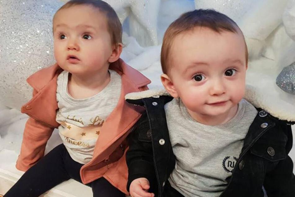 Amelia-Rose und Maison, das erste Zwillingspaar von Shauna und Josh - doch der zweite Streich, ließ nicht lange auf sich warten.