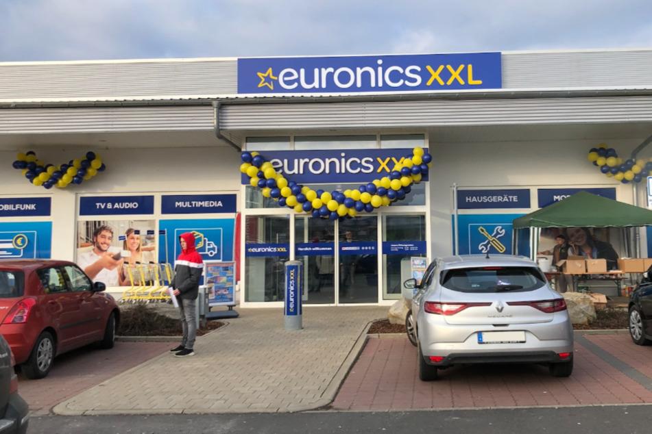 Euronics XXL Zeitz schenkt Euch am Montag die MwSt. auf das ganze Sortiment!