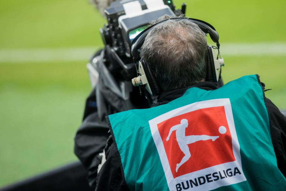 Auf sie kann nicht verzichtet werden: Kameramänner im Stadion.