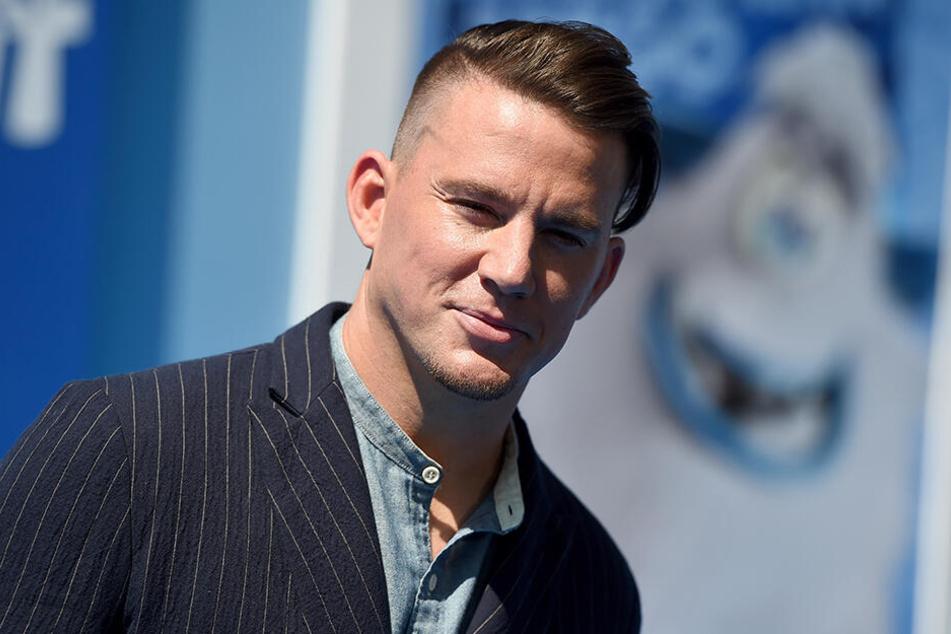 """Channing Tatum (39) feierte als Stripper """"Magic Mike"""" seinen Durchbruch in Hollywood."""