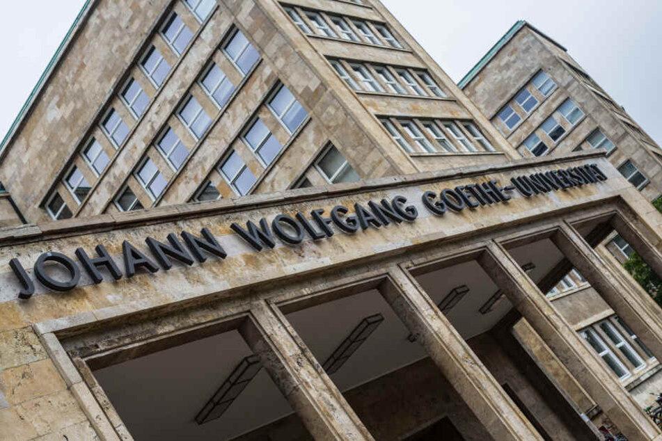 Die Goethe-Universität liegt im Frankfurter Westend.