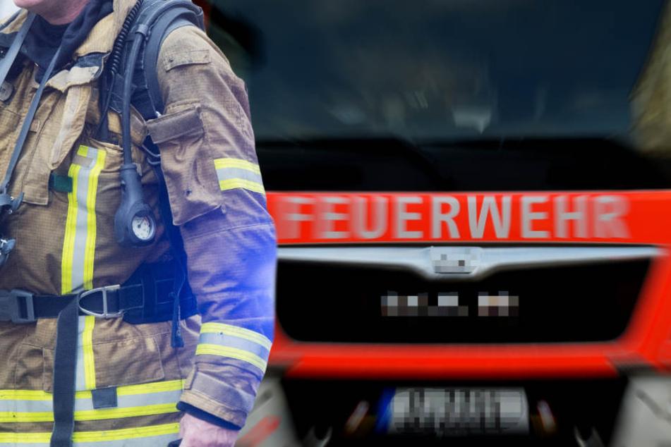 Die Feuerwehr brauchte zwei Stunden, um den Brand zu löschen (Symbolbild).