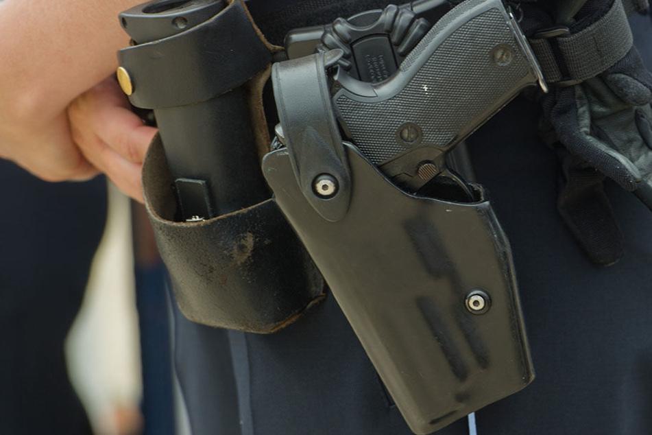 Immer mehr Polizisten machen von ihrer Schusswaffe Gebrauch.