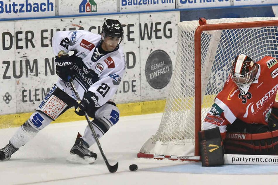 Machte den Sieg in der 53. Minute perfekt: Alexander Höller.