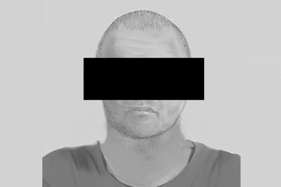 Mit einem Phantombild hatte die Polizei nach dem Mann gefahndet.