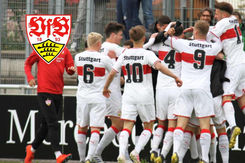 Auch ohne VfB-Interimstrainer Willig: Stuttgarts U19 ist Meister