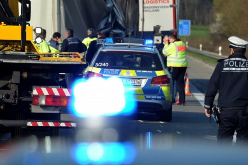 Die Polizei konnte sich einen süffisanten Kommentar nicht verkneifen. (Symbolbild)