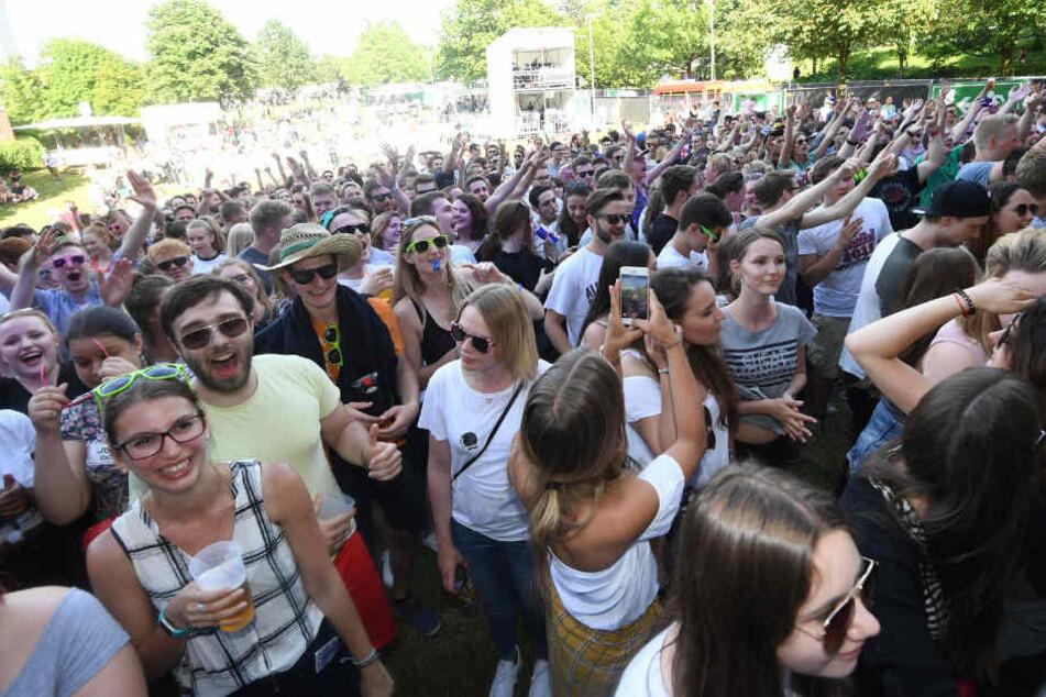 Im letzten Jahr war das Festival ausverkauft, deshalb schnell Tickets sichern.