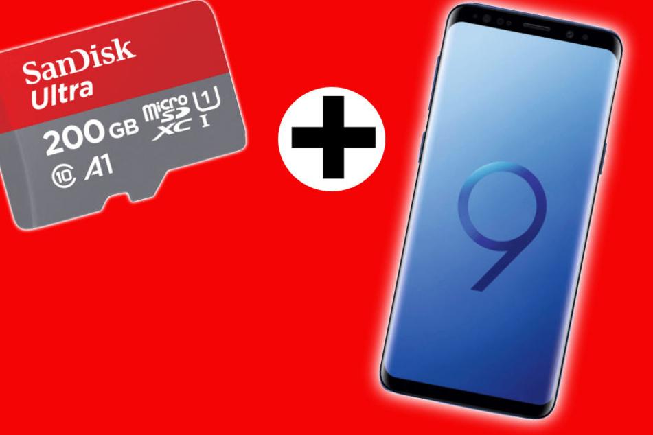 Mediamarkt Sd Karte.Preisrutsch In Hamburg Galaxy S9 Bei Mediamarkt Mit Sd Card Viel