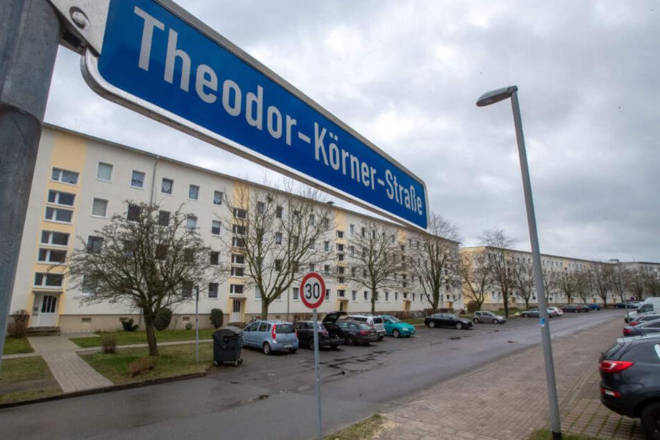 Der Vorfall ereignete sich in der Theodor-Körner-Straße in Boizenburg.