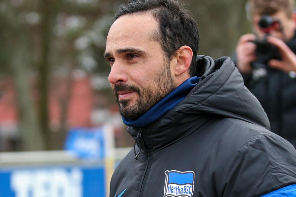 Alexander Nouri wird der Nachfolger von Jürgen Klinsmann.