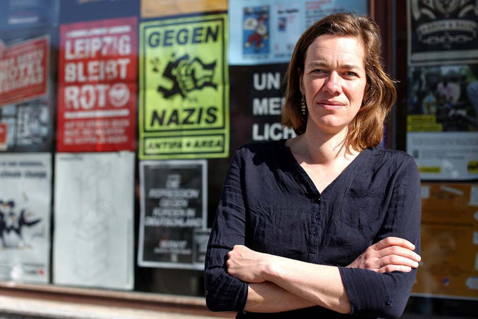 Nach etwa zwei Jahren endet das Verfahren gegen Juliane Nagel wegen des Aufrufs zur LEGIDA-Blockade.