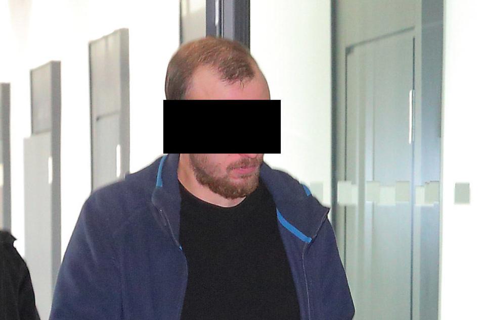 Max A. (27) musste zur Amtsrichterin.