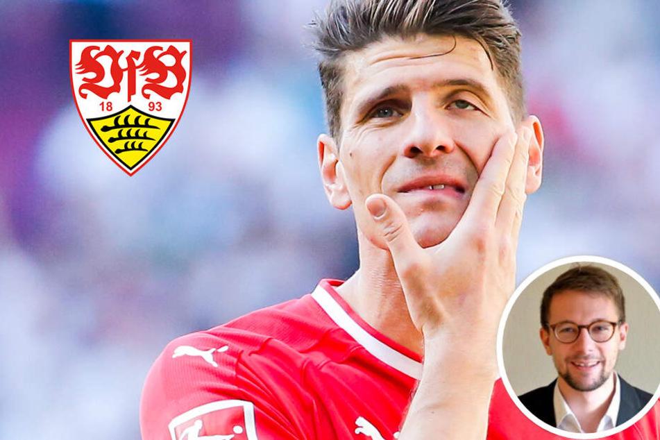 Meine Meinung: Der VfB muss Mario Gomez loswerden!