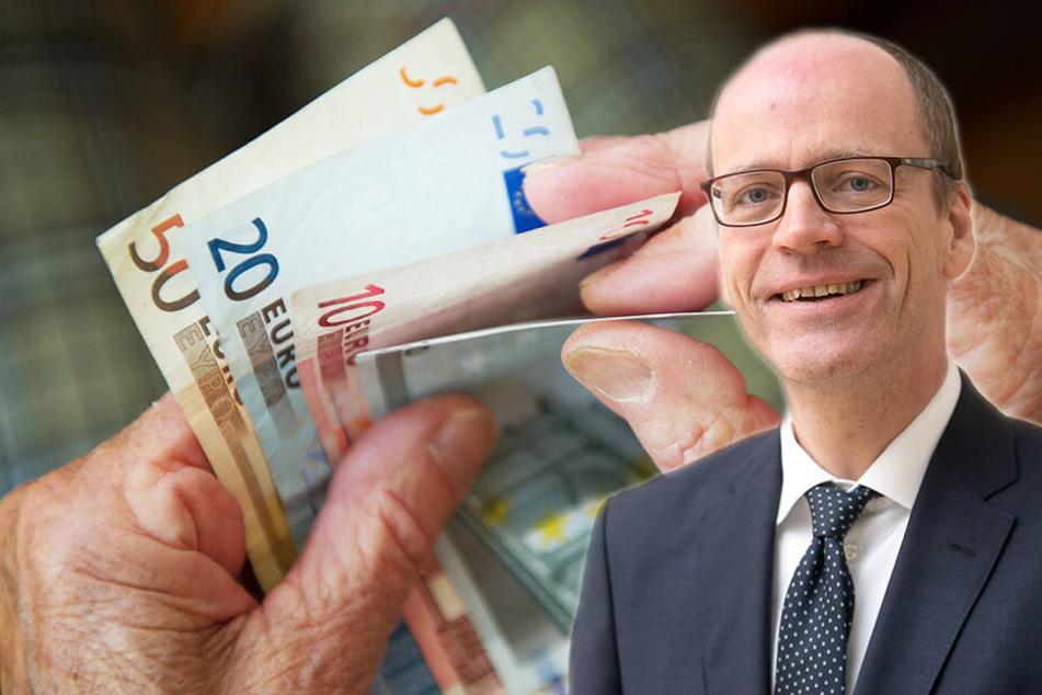 Finanzminister will steuerliche Entlastung für Rentner!