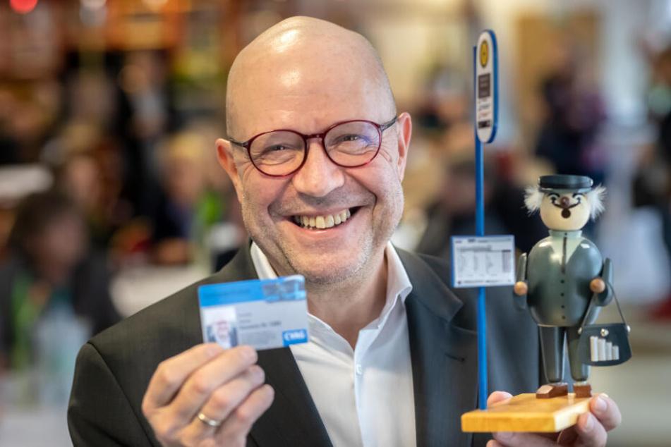 Chemnitz: CVAG-Urgestein Stefan Tschök (63) sagt Tschüss