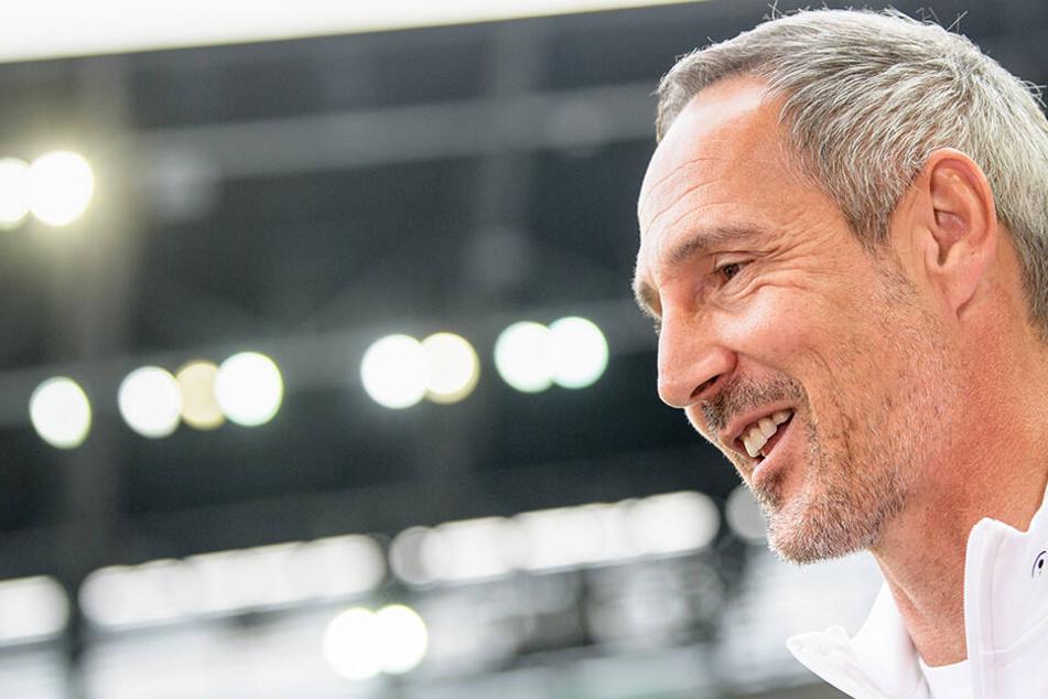 """Hessens """"Sportler des Jahres"""" gewählt: Eintracht-Coach Hütter mit dabei!"""