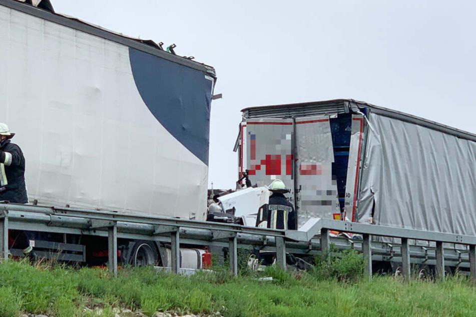 Auf der Autobahn 6 ist es zu einem tödlichen Verkehrsunfall gekommen.