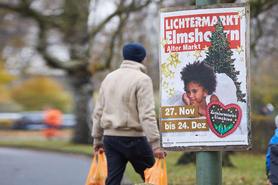 Aufgrund der vielen Hass-Kommentare ermittelt die Polizei wegen Volksverhetzung, Beleidigung und Bedrohung in Elmshorn.