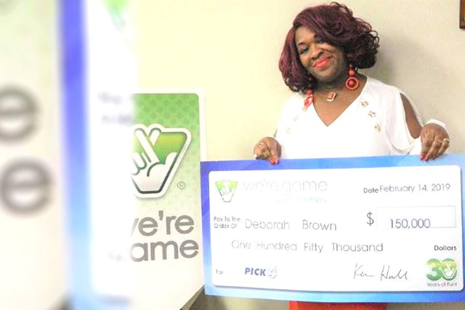 Frau gewinnt an einem Tag gleich 30 Mal im Lotto