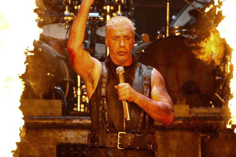 Die Auftritte der Band Rammstein haben Industriecharme. Vielleicht machten sie sich deswegen für die Halle stark.