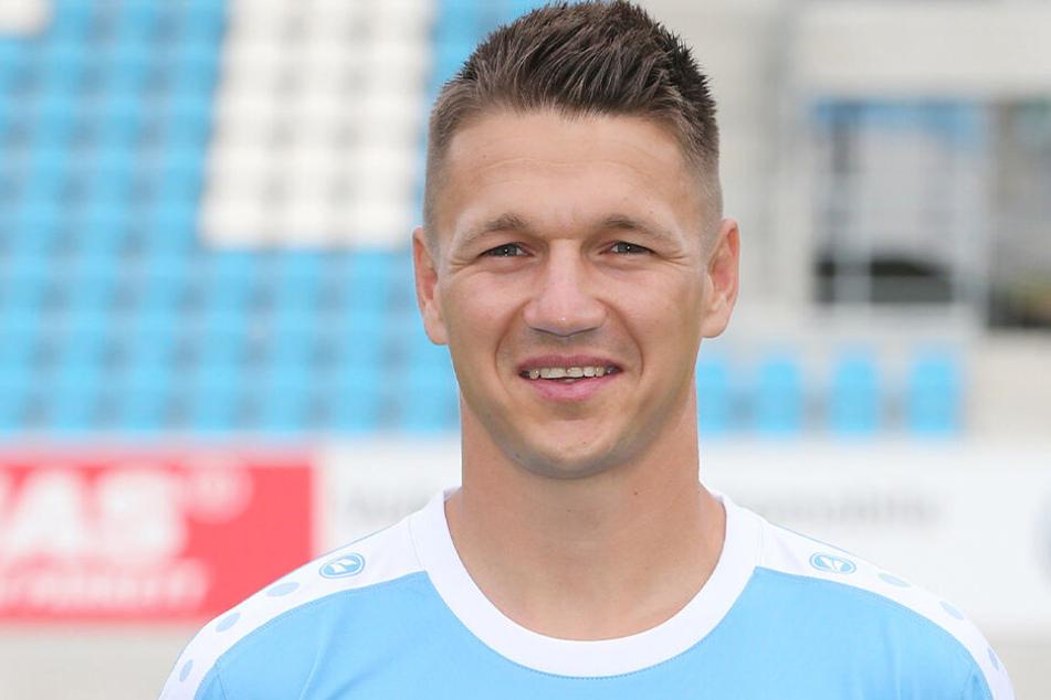 Daniel Frahn ist neuer CFC-Kapitän.