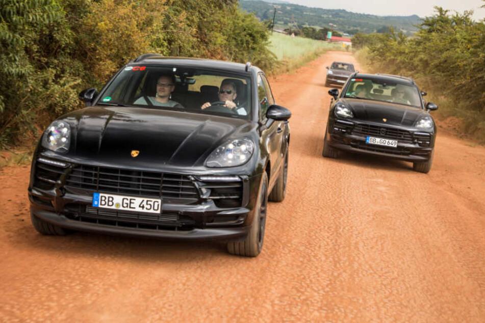 Mittlerweile sind die SUV der Verkaufsschlager bei Porsche. Im vergangenen Jahr wurden 97.000 Macan (Foto) verkauft, gefolgt vom Cayenne mit 64.000 Exemplaren.