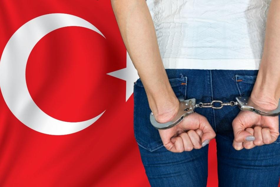 Eine Sängerin aus Köln befindet sich seit Samstag in einem türkischen Gefängnis (Symbolbild).