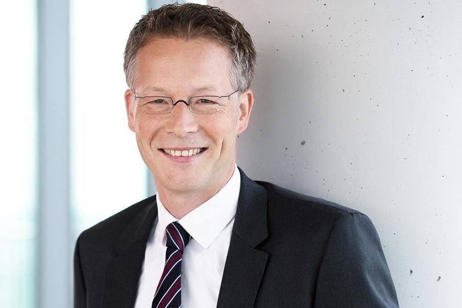 Lärmschutzbeauftragter Andreas Gehlhaar.