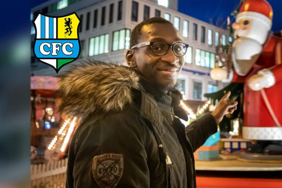 "CFC-Stürmer Bonga verschiebt NBA-Trip und feiert ""Weihnachten in Familie"""