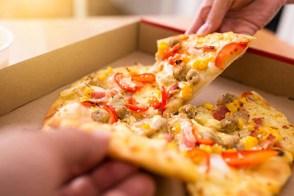 Eine ausgebliebene Pizza-Lieferung ließ eine Mutter in England schier verzweifeln. (Symbolbild)