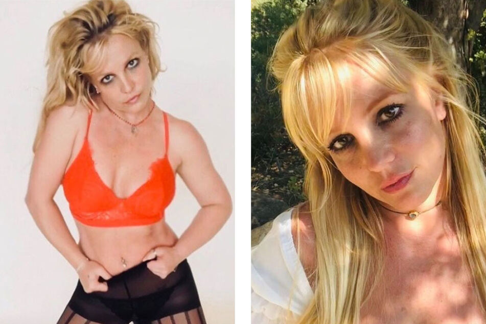 Britney Spears posts cryptic message on Instagram and her fans have doubts