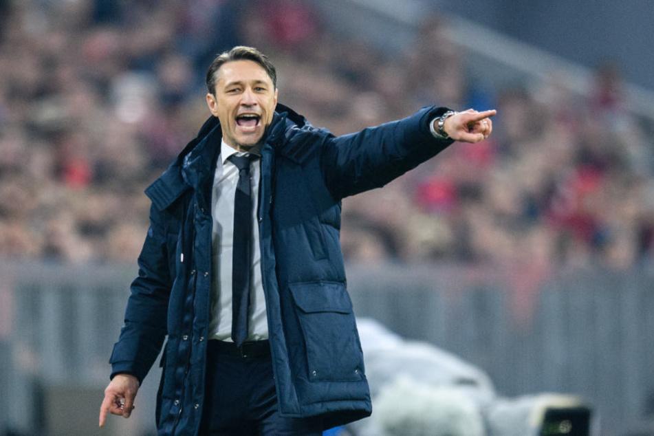 Niko Kovac gab sich nach dem Spiel gegen Athen mal wieder als Ergebnis-Pragmatiker.