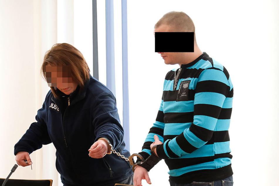 Einbrecher Thomas B. (33) will seine Probleme in der Psychiatrie behandeln lassen.