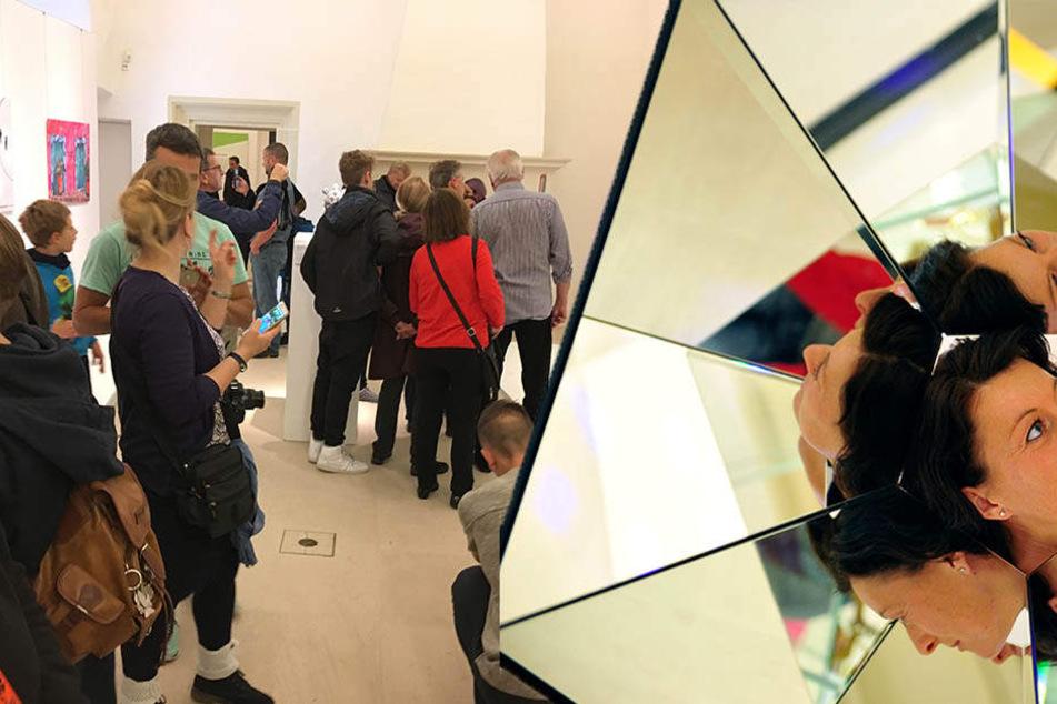 Publikum überrennt Illusionenschau in Augustusburg