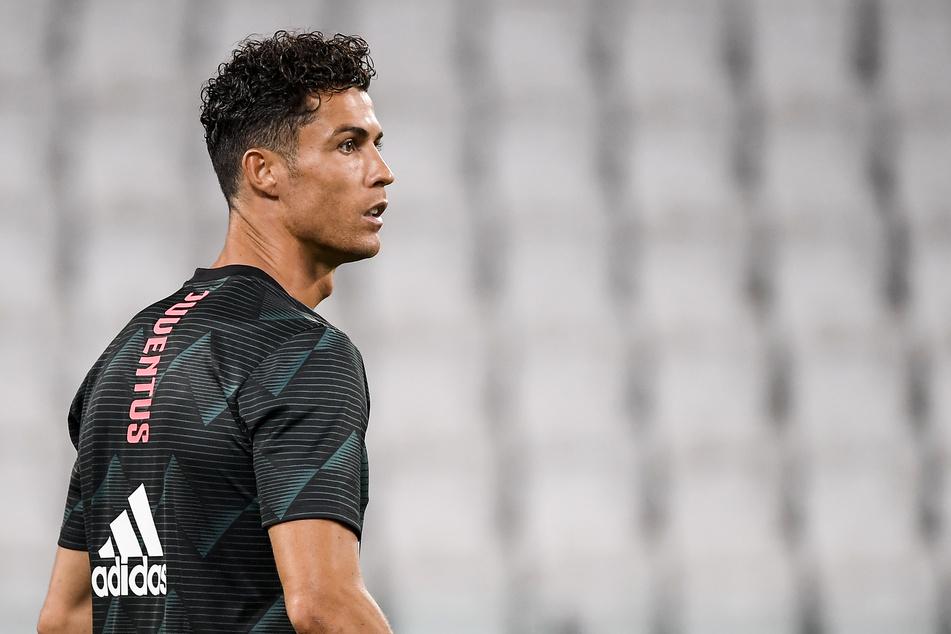 Cristiano Ronaldo (35) wurde positiv auf das Coronavirus getestet.