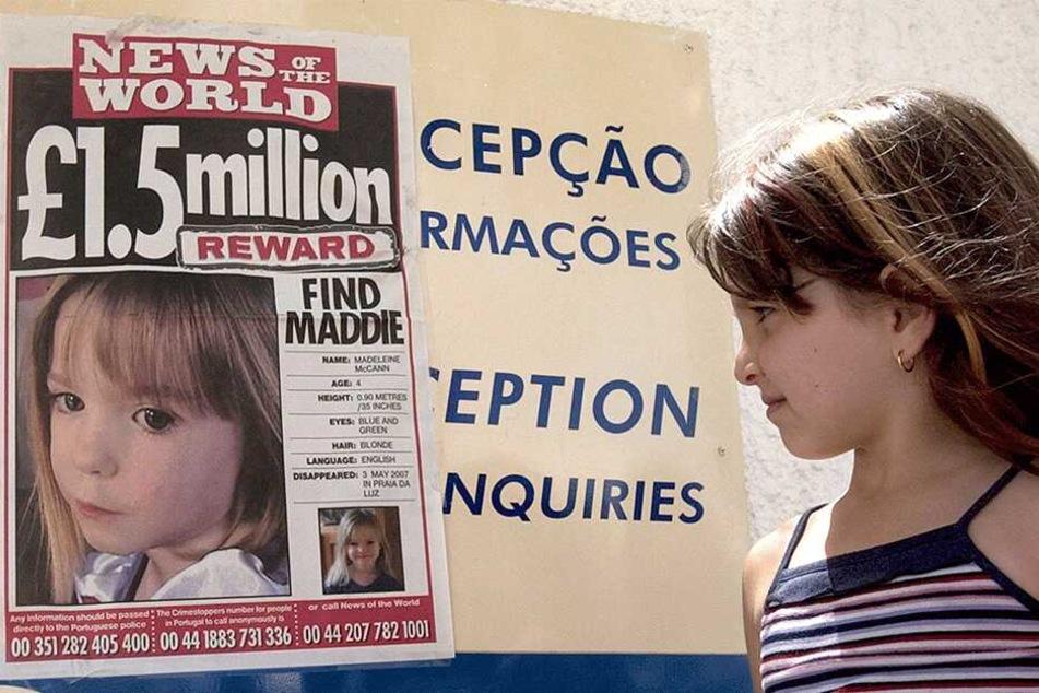 Wenige Tage nach Maddie McCanns Verschwinden, ahnte noch niemand, was noch alles kommen würde.
