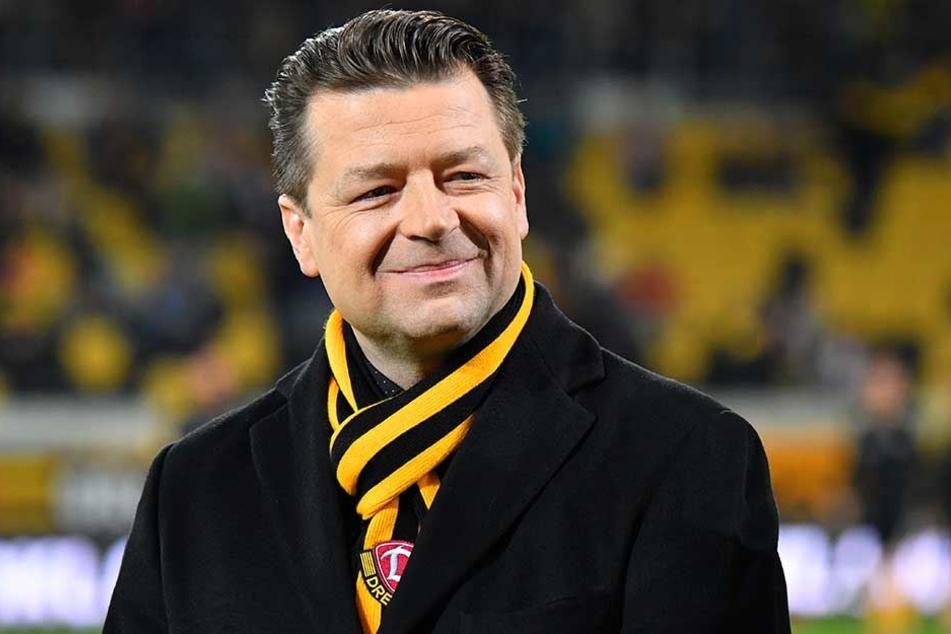 Holger Scholze wurde mit 356 Stimmen zum Präsident gewählt.