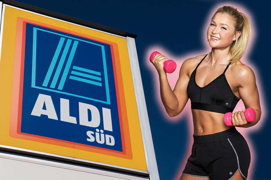 Sophia Thiels Sportkollektion bei Aldi Süd sorgt schon im Vorhinein für Gesprächsstoff, und das nicht nur positiv.
