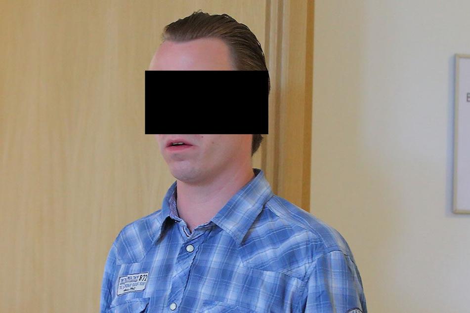 Marcus H. (26) muss für zwei Jahre hinter Gitter, wenn er sich nicht schnell in Therapie begibt.