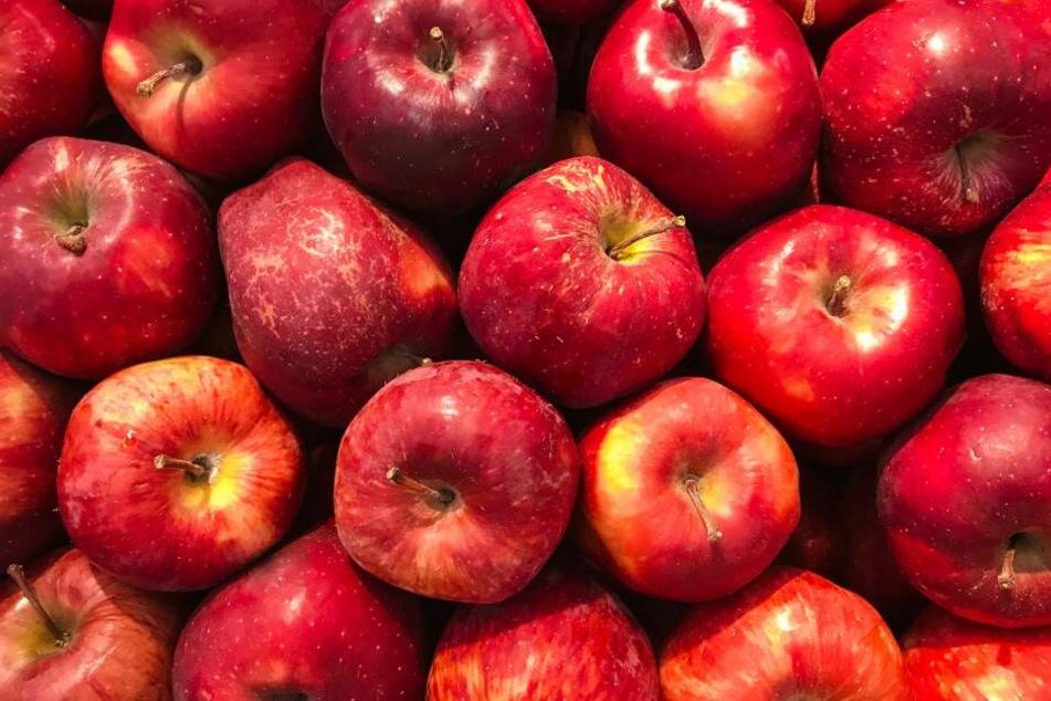 Äpfel belegen Platz 1 der beliebtesten Obstsorten der Deutschen