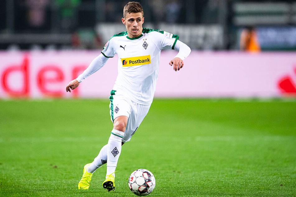 Thorgan Hazard wird vermutlich schon in diesem Sommer von Borussia Mönchengladbach zum BVB wechseln.